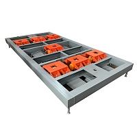 Виброплощадки для бетонных плит